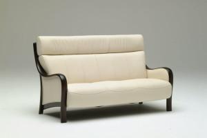 座り心地のよいハイバックソファ/W576モデル