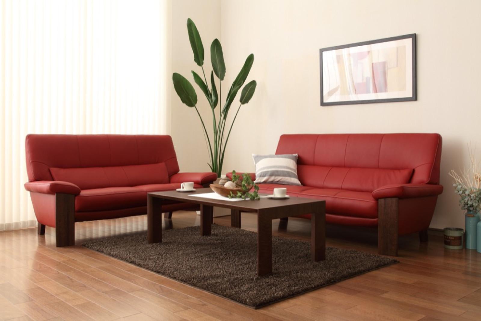 木の質感を楽しむゆったりソファ/Z178モデル